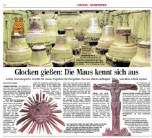 Döbelner Allgemeine Zeitung am 11.Juli 2014
