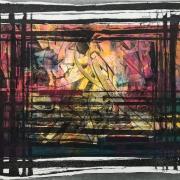 Radierung / Mehrfarbig/ 42 cm x 60 cm