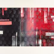 Radierung / 42 x 59 cm
