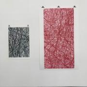 Ausstellungsansicht aus Ausstellung Galerie arToxin München 2019