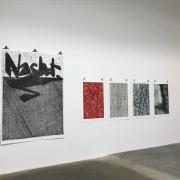 Ausstellungsansicht aus Ausstellung Galerie Archiv massiv Leipzig
