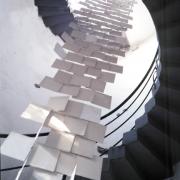 Installation im Aussichtsturm Jutta Park Höfgen Kaditzsch